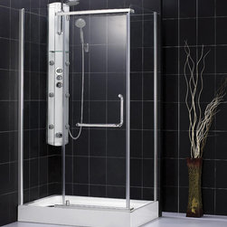 Dreamline Panorama Shower Enclosure - PRODUCT SPECIFICATIONS