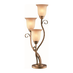 Lite Source - Tuscan Table LampHelen Collection - To put it plainly and simply, Lite Source is a quality manufacturer of a vast selection of both beautiful and affordable interior lamps, not to mention a small number of other household items.