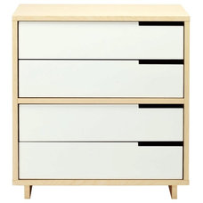 modern dressers chests and bedroom armoires by Blu Dot