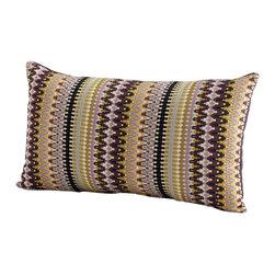 Cyan Design - Cyan Design 06530 Ziggy Pillow - Cyan Design 06530 Ziggy Pillow