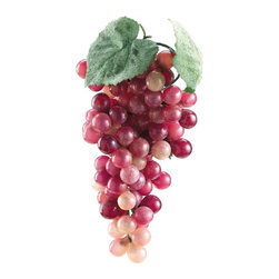 Silk Plants Direct - Silk Plants Direct Mini Round Grapes (Pack of 36) - Rose - Silk Plants Direct specializes in manufacturing, design and supply of the most life-like, premium quality artificial plants, trees, flowers, arrangements, topiaries and containers for home, office and commercial use. Our Mini Round Grapes includes the following: