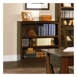 Atlantic Furniture - Atlantic Furniture 36 Inch Bookcase in Antique Walnut - Atlantic Furniture - Bookcases - H80034 - The Atlantic Furniture Bookcase is a simple and versatile way to store your books and other media. Simple in its design, this bookshelf brings tasteful organization to a living room, bedroom or home office. With Eco-friendly hardwood construction, this piece will surely be appreciated for years to come.