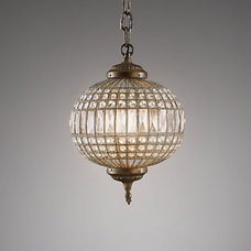 Casablanca Crystal Pendant - Small | Ceiling | Restoration Hardware Baby & Child