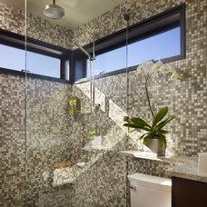 Modern Bathroom by Dan Nelson, Designs Northwest Architects