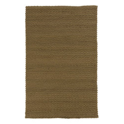 Surya - Hand Woven Anchorage Wool Rug ANC-1005 - 9' x 12' - Reminiscent of a cable knit sweater the Anchorage Collection is one of Surya's most unique rugs. Made of 1% New Zealand felted wool, this ultra textured shag makes and impressive statement within any room.
