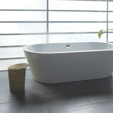 Contemporary Bathtubs by ShopRangeHoods