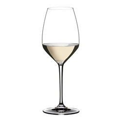 Riedel - Riedel Vinum Extreme Riesling Wineglass, Set of 2 - You love your Riesling — now imagine savoring it even more. This lead crystal glass, sold in pairs, is designed especially for your wine of choice.