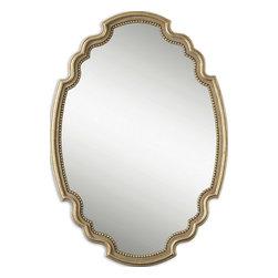 Uttermost - Antique Gold Leaf Terelle Mirror - Antique Gold Leaf Terelle Mirror