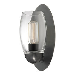 HUDSON VALLEY LIGHTING - Hudson Valley Lighting Pamelia-Wall Sconce Old Bronze - Free Shipping