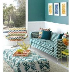Piazza- New work from Warwick Fabrics! -