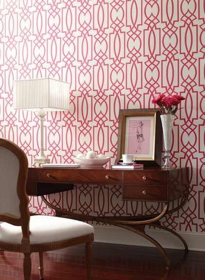 Contemporary Wallpaper by York Wallcoverings