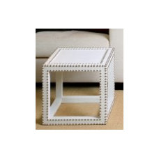 Bungalow 5 Furniture | Coffee Tables | MARCO LOW TABLE, WHITE