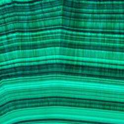 Malachite Mineral Peel-and-Stick Wall Decal - This malachite wall decal via Amazon is only $39.99, a bargain take on this designer trend.