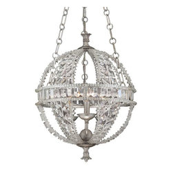Savoy House - Savoy House 7-9130-3 Guilder Three Light Pendant - Features:
