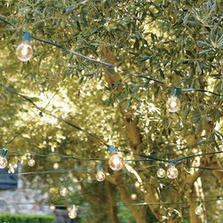 Globe String Lights - Create a festive atmosphere with these string lights.