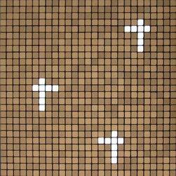 Self adhesive wall tiles -