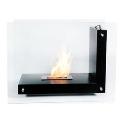 "Bioflame Allure 16"" Burner 17,000BTU Stainless Steel Freestanding Fireplace - Features: - 17,000BTU - 5.0Kw/h (heats on average 69m2 or 742ft2) - Stainless Steel Construction - 10mm Tempered Glass - 16"" Burner  - H 28.3"" (720mm) W 47.2"" (1200mm) D 17.3"" (440mm)3298aFuelWant to know something sweet about the ethanol fuel used in Bio Flame fireplaces? It's all based on sugars!That's right, the Bio Flame ethanol fuel is so environmentally friendly that it is created through a fermentation process of sugars, including those from sugar cane, corn, beets, and potatoes. These natural, all-reable resources work together to create an ethanol fuel source that provides not only heat, but a beautiful, dancing flame, as well.Some of the additional benefits of using the Bio Flame ethanol fuel include:Environmentally friendly. Ethanol fuel is all-natural and made from reable resources. This means that you are not cutting down valuable trees that take much longer to regenerate.Better breathing. There is no air pollution with the Bio Flame ethanol fuel. This means that you, as well as everyone else, help to keep chemicals and toxins from being released into the air. You will breathe better in your home, and everyone else benefits from the reduction of pollutants, as well. There's no odor or smoke to worry about, either, providing you with a safe flame.Cleaner source. Ethanol fuel creates a clean heat source, eliminating the need to worry about cleaning soot or ash. Cleaning the Bio Flame fireplace is a breeze.Super simple. The ethanol fuel used in the Bio Flame fireplace is simple to use. Within seconds, you will have it refilled, never having to worry about spills or trekking out into the cold weather for another log.The Bio Flame environmentally friendly fireplaces use ethanol fuel, because it provides a better heat choice for you, and for everyone else. You never compromise on having a beautiful-looking fireplace, warmth, and a beautiful flame. Ethanol fuel provides all the things you want, and nothing you don't. When it comes to having a fireplace, it doesn't get much sweeter than that!Benefits of an Ethanol Fireplace When it comes to purchasing a fireplace, you have a lot of options  available to you. But that doesn't mean they are all going to give you  great benefits. Sure, they will all provide you with some heat (or at  least should) but, for some fireplaces, that is where the benefits both  begin and end. When you choose a Bio Flame environmentally friendly  fireplace, you get a list of benefits, some in areas you may not even  have thought about! Here are some of the benefits you will get by using a Bio Flame ethanol fuel fireplace:No heat loss. With a traditional fireplace that has  a chimney, you will lose 70 percent of the heat, and will only get to  warm your home with 30 percent. With a Bio Flame ethanol fuel fireplace,  however, your home will get 100 percent of the   heat. There is no  chimney, so all the heat stays in the home.Reable resources. Ethanol fuel that is used in  the Bio Flame fireplace is made from sustainable resources. The ethanol  fuel is made from fermenting sugars, including the use of cane sugar,  beets, potatoes, and corn. Our oxygen-producing trees never get cut  down, just to be burned up.No air pollution. Traditional fireplaces put a lot  of pollutants into the air, including chemicals, smoke, and toxins. The  Bio Flame ethanol fireplace burns clean, so you never have to worry  about any air pollution from it, nor about any ash, soot, or smoke.Beautiful appearance. Many people fall in love with  the beautiful, stylish designs in which the Bio Flame ethanol  fireplaces are available. They can make any home or office look  top-notch.All natural. The ethanol fuel that is used in the  Bio Flame environmentally friendly fireplace is all-natural. Made from  plant-based materials, it is harmless, and free of toxins.Super easy. Not only is the ethanol fireplace  simple to use, but the ethanol fuel takes only seconds to refill.  Setting up the ethanol fireplace for the first time is also a breeze,  with most people having it ready to use within 30 minutes. Obtaining  ethanol fuel is also a much easier process than trying to obtain wood to  burn.Custom design options. Bio Flame will consider  custom-design options, so if you have something in mind that you want,  let them know. Chances are, they can help meet your needs.From retaining more heat to being environmentally friendly and looking  great, the ethanol fuel fireplace comes with a host of benefits. These  are all things to consider and compare when deciding which fireplace is  the right one for you. We are confident that you won't find any other  fireplace that comes close to offering all these benefits! 4001b"