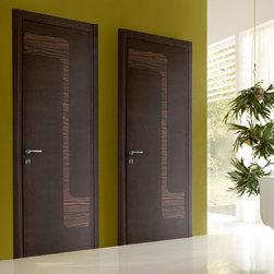 MODERN-Contemporary Doors -