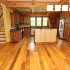 Traditional Hardwood Flooring by reSAWN TIMBER co.