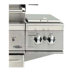 "DCS - DCS 70515 30"" Single Sideburner On-Cart NG - DCS Natural Gas Single Side Burner For DCS BGB30CSS Cart BGB131. This DCS Single Side Burner features a 17,500 BTU sealed burner, battery ignition and includes a stainless steel cover. Intended for use with DCS BGB30-CSS Grill Cart. Single 17,500 BTU sealed burner