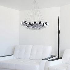 Modern Chandeliers by In Style Modern