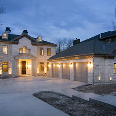 Traditional Garage Doors And Openers by Clopay Building Products