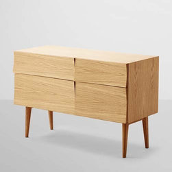 Muuto - Muuto | Reflect Sideboard, Small - Design by Søren Rose.