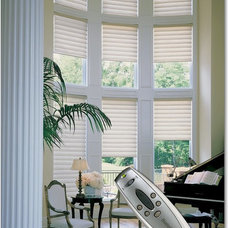 Traditional Window Treatments by Interior Expressions/ Nardelli Home Decor