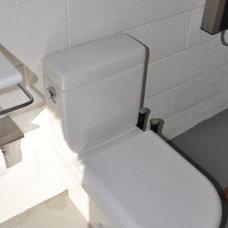 Contemporary Bathroom by Sonoma Building Company