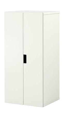 Ebba Strandmark/IKEA of Sweden - STUVA Storage combination with doors - Storage combination with doors, white, white