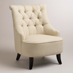 Cute-as-a-Button Erin Chair