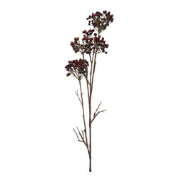 Silk Plants Direct - Silk Plants Direct Berry (Pack of 6) - Red - Pack of 6. Silk Plants Direct specializes in manufacturing, design and supply of the most life-like, premium quality artificial plants, trees, flowers, arrangements, topiaries and containers for home, office and commercial use. Our Berry includes the following: