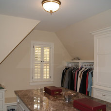 Traditional Closet by Alexander Design Group, Inc.