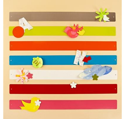 Contemporary Bulletin Board by The Land of Nod