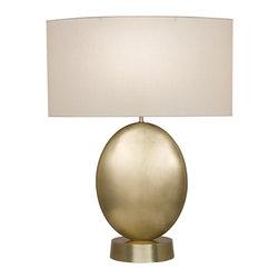 Fine Art Lamps - Fine Art Lamps 826010-2 Grosvenor Square Antique Brass Table Lamp - Fine Art Lamps 826010-2 Grosvenor Square Antique Brass Table Lamp