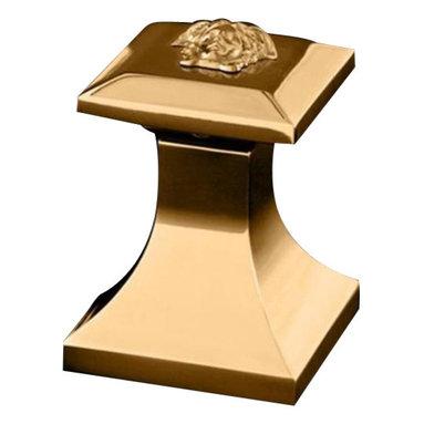Versace - Versace SUPERBE GOLD Single Faucet Knob - Versace Single Faucet Knobs