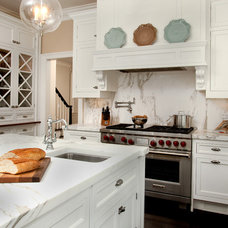 Traditional Kitchen by Georgio Home