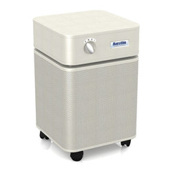 Austin Air - Austin Air Allergy Machine/Hega, Sandstone - The Allergy Machine features High Efficiency Gas Absorption, removing contaminants out of the air before they get a chance to irritate and trigger your asthma or allergies.