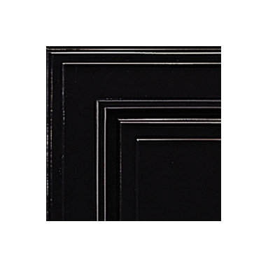 Maple Paint Finishes from Wellborn Cabinet - Midnight