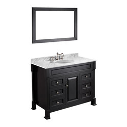 SB-278 Single Vanity with Mirror