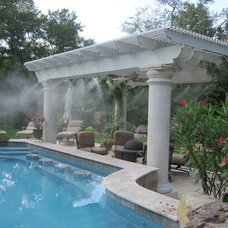 Swimming Pools And Spas by Mist Cooling Inc