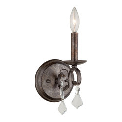 Artcraft Lighting - Artcraft Lighting CL1571DB Vintage Bronze Wall Sconce - Artcraft Lighting CL1571DB Vintage Bronze Wall Sconce