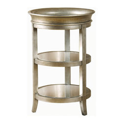 Pulaski - Pulaski Accents Modern Mojo Accent Table in Jax - Pulaski - Accent Tables - 549066 - The Accentrics Collection offers a wide range of uniquely thought - out and designed accent furniture pieces. Each piece can become that special touch that transforms a room from nice to wow!