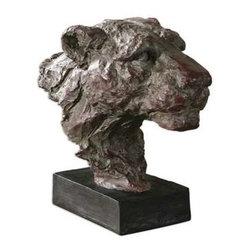 Uttermost - Uttermost Paka Sculpture - 19791 - Uttermost's accessories combine premium quality materials with unique high-style design.