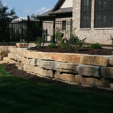 Traditional Landscaping Stones And Pavers by The Quarry Mill Natural Stone Veneer