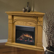 Traditional Indoor Fireplaces by Hayneedle