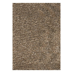 Loloi Rugs - Loloi Rugs Cleo Brown-Multi Hand Tufted Shag Rug X-6563LMRB10-OCOELC - The Cleo Shag Collection is an easy-to-love contemporary shag in up-to-the-minute, bright colorscapes. The rich shag texture comes from 100% polyester, which is available in trend-right colors that make smart sense for today's interiors and upholstery.
