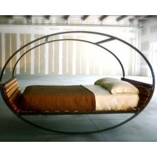 Contemporary Beds by EcoFirstArt