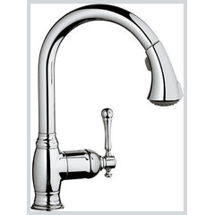 kitchen faucets by Oakville Kitchen and Bath Centre