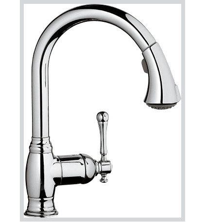 Kitchen Faucets by Oakville Kitchen and Bath Centre